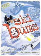 IMAX - Ski Bums (DVD, 2003) RARE RED EYE LISA JOHNNY THRASH BRAND NEW