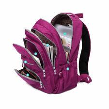 Girl's Casual Satchel Large Women High School Backpack Laptop Bag