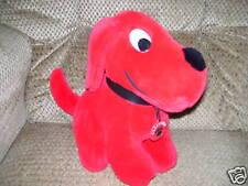 Clifford the Big Red Dog Plush= Guc