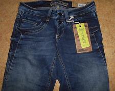 JEANS VON SOCCX blau Stonewash Colette W26 L 34 Damen Hose