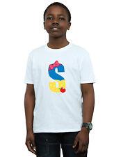 Disney Niños Alphabet S Is For Snow White Camiseta