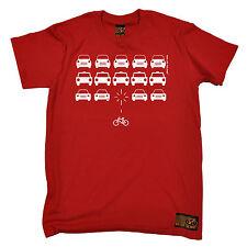 Ciclismo Space Invaders Camiseta Ciclista Jersey Bicicleta Divertido Cumpleaños Regalo de Moda