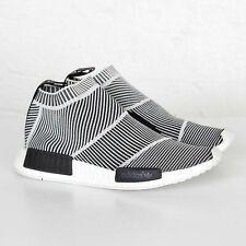 Adidas NMD CS1 PK City Sock Black White S79150 ( All Sizes ) Primeknit Boost OG
