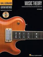 Hal Leonard Guitar Method: Music Theory (Book/Online Audio)