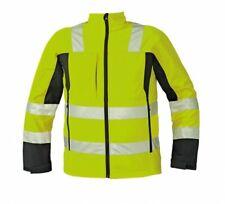 Warnschutzjacke Softshell Jacke MALTON Warnschutz-Jacke