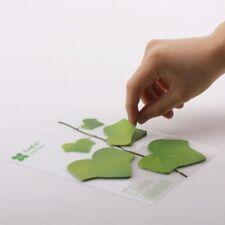 Leaves Shape Leaf Novelty Sticky Notes Sticker Marker Memo Notepad
