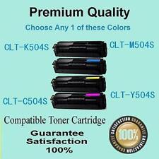 Any 1x Toner Compatible with Samsung CLT-504S CLP415 CLX4170 CLX4195 CLX4190