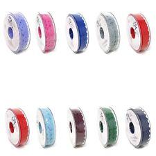 Ric Rac Zig Zag Braid Trim Wave Ribbon - Full Reel - 5mm x 20m - Colour Choice