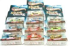 HotWheels Stunt Devils / 10 Modelle Hot Wheels Autos Spielzeug Auto (F57)