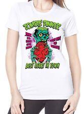 Zombie Dinner Halloween Women's T-Shirt - Halloween Fancy Dress Zombies