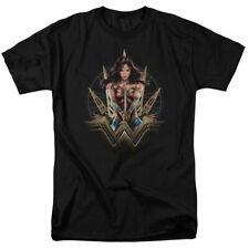 Wonder Woman Movie - Wonder Blades Adult T Shirt