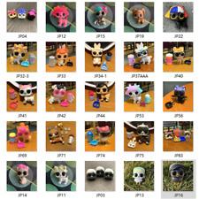 LOL Surprise Pets KITTY BUNNY DOG MIDNIGHT PUP Kitty Bunny Dolls Animal Pet toys