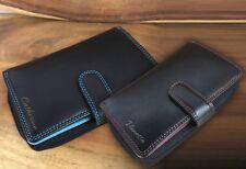 Personalised RFID Superior Quality Ladies Leather Purse Free engraving
