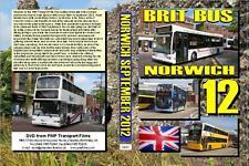 2421. Norfolk. UK. Buses. September 2012.
