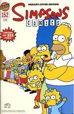 Simpsons #152 Variant-cover-Edition alemán Comic Festival munich lim. 555 ex