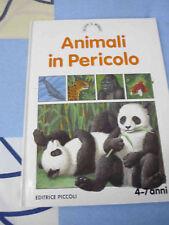 Animali in Pericolo Scopri il Mondo