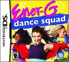 NINTENDO DS ENER G DANCE SQUAD NEW CHOREOGRAPH DANCES
