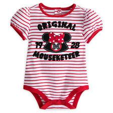 Disney Store minnie mouse Mouseketeer Bebé Disfraz Talla 0 3 6 9 12 18 24 Meses