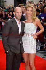Jason Statham & Rosie Huntington-Whiteley (1), Picture, Poster, All Sizes