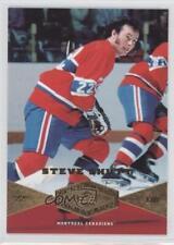 2004-05 Upper Deck Legendary Signatures #80 Steve Shutt Montreal Canadiens Card