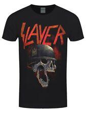 Slayer T-shirt Helmitt Men's Black
