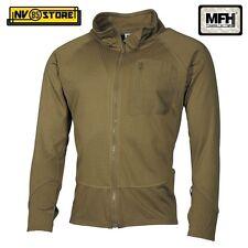 Pull En Tricot Thérmique Tactique MFH Sous-vêtements Level 2 GEN III Chasse