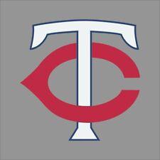 Minnesota Twins #7 MLB Team Logo Vinyl Decal Sticker Car Window Wall Cornhole