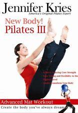 Jennifer Kries - New Body Pilates III Advanced Exercise Video On DVD