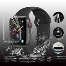 Nano TPU Plastic Flim Screen Protector for Apple Watch iWatch 1 2 3 4