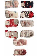 Etincelle 2 paires de chaussettes Antidérapant d'hiver chaude ultra doux