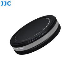 JJC 37 40.5 46 49 52 58 62 67 72 77 82mm Metal Stack Cap Filters Storage Protect