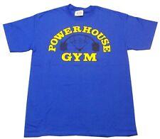 "PH101 Powerhouse Gym T Shirt ""bent-bar"" Weightlifting logo"