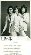BILL AND BRETT AND MARK HUDSON THE HUDSON BROTHERS ORIGINAL 1974 CBS TV PHOTO