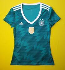 5+/5 Germany soccer women jersey DFB 2018 away shirt BR3149 football Adidas