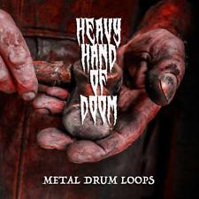 Heavy Hand Of Doom - Metal Drum Loops - 24-bit WAV - Sludge Stoner Death Thrash