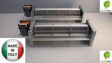 Ventilatore tangenziale da 80 motore ventola SX termocamino stufa pellet camino