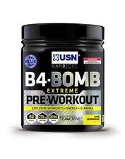 USN B4-Bomb Extreme Exhilarating Pre-Workout Supplement Powder - 300g