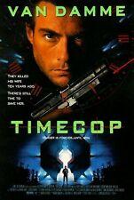 TIME COP Bande Annonce / Pellicule Cinéma / Movie Trailer JEAN CLAUDE VAN DAMME