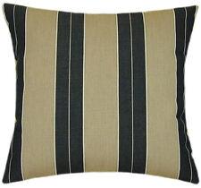 Sunbrella Berenson Tuxedo Indoor/Outdoor Striped Pillow