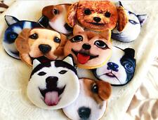 Diversión Lindo Perro Cachorro Monedero Cremallera Fluffy Regalo Niños Regalo Novedad Kawaii UK