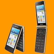 "Samsung Galaxy Golden GT-I9235 3.7"" 4G LTE 8MP Camera 16GB ROM Flip Cellphone"