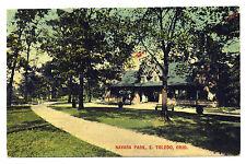 NAVARA PARK, E. TOLEDO, OHIO. OH. O. PAVILION