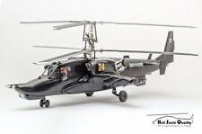 Rumpf-Bausatz Kamov Ka-50 Black Shark 1:24 für Koaxe 400er Größe