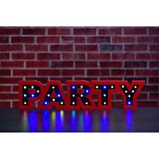 Multicolore Groovy 30 luci LED party o 27 Discoteca con Luci a LED parti