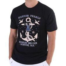 Porn Deluxe T-Shirt Men - Harbor Pearls - Schwarz