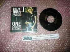 CD POP Nina Forsberg-One 1,000.000 reasons (1) canzone PROMO BMG RCA