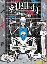 Sum 41 - Introduction to Destruction (DVD, 2002, Parental Advisory)