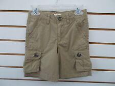 Boys Scout + Ro Khaki Cargo Shorts Size 5 - 14