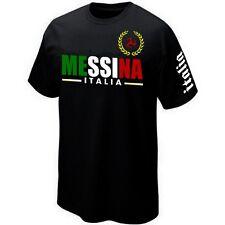 T-Shirt MESSINA SICILIA ITALIA italie Maillot ★★★★★