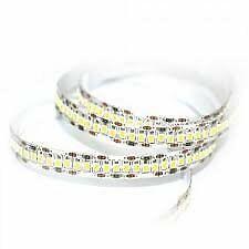Striscia 1200 led monocolore 12V bobina 5 mt  18W/m V-TAC  VT-2835-NON WP